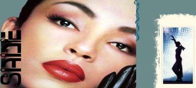 Tribute website for Sade Adu